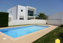 3 bedroom house with common swimming pool - 900 m from the Bay of São Martinho do Porto