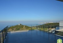 3 bedroom house with sea view - between the beaches São Martinho do Porto and Nazaré